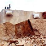 CLT lifting bladders: an efficient quarry solution