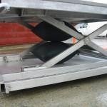 Platform lifting
